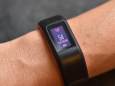 Diet-tracking apps and wearables part of NHS 'technology vision'