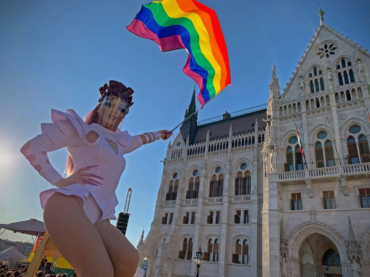 Hungary calls for ballot to defend LGBT law opposed by EU