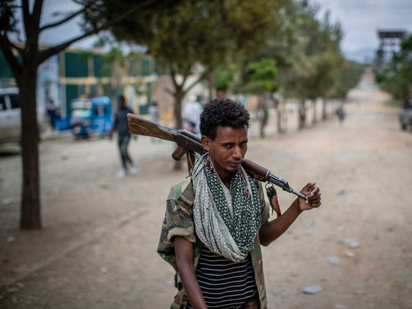 Ethiopian planes carry out air strikes on capital of Tigray region