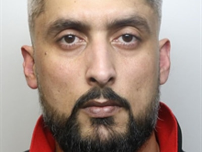 'Callous' robber jailed after stealing gold bangles from 102-year-old relative