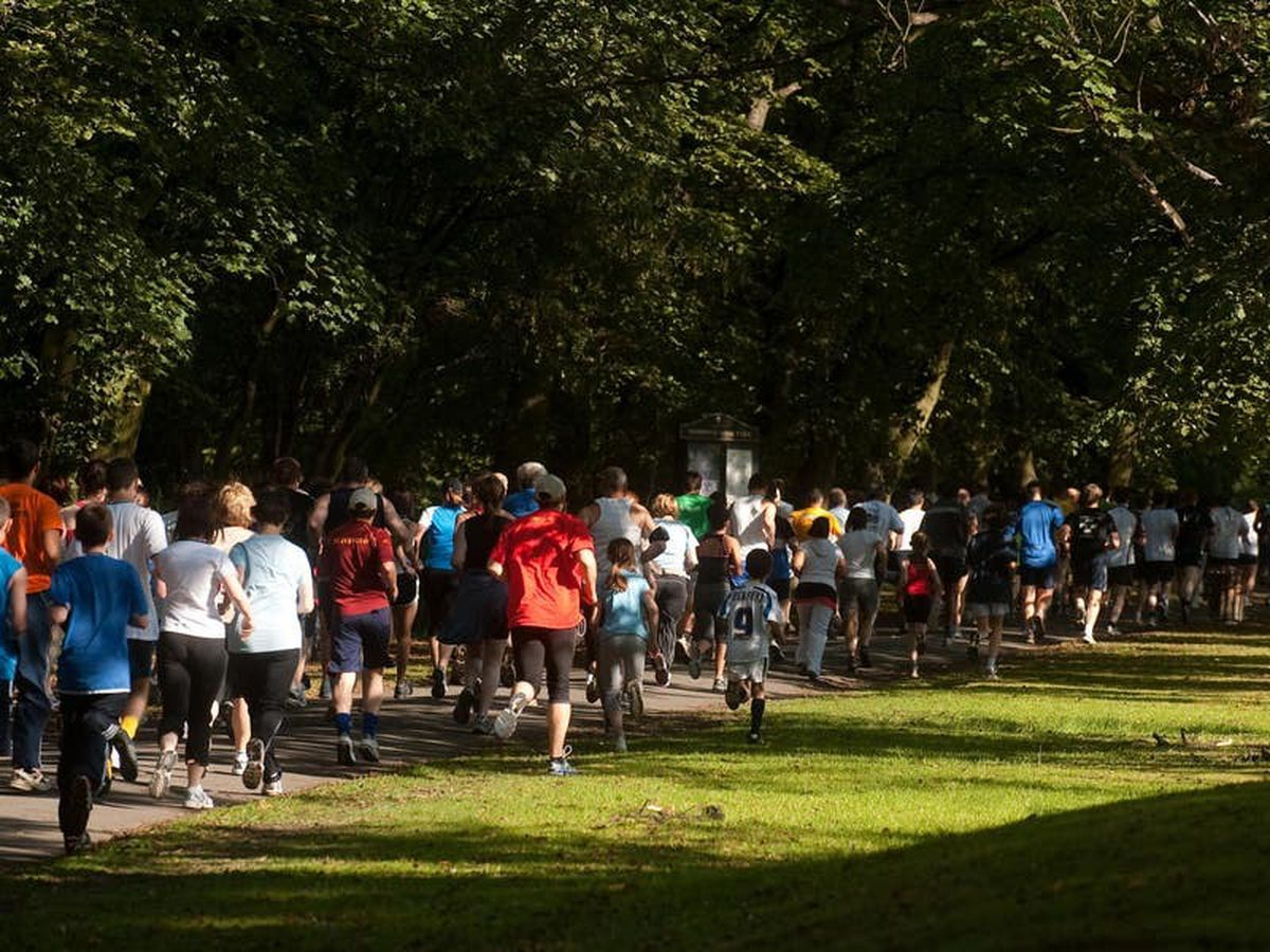 Parkrun participants 'excited' as free weekly events return