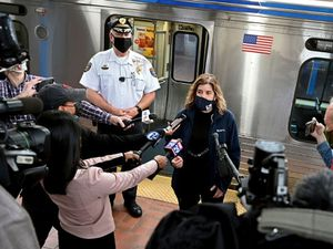 'Passengers used phones to record rape' on US train without intervening