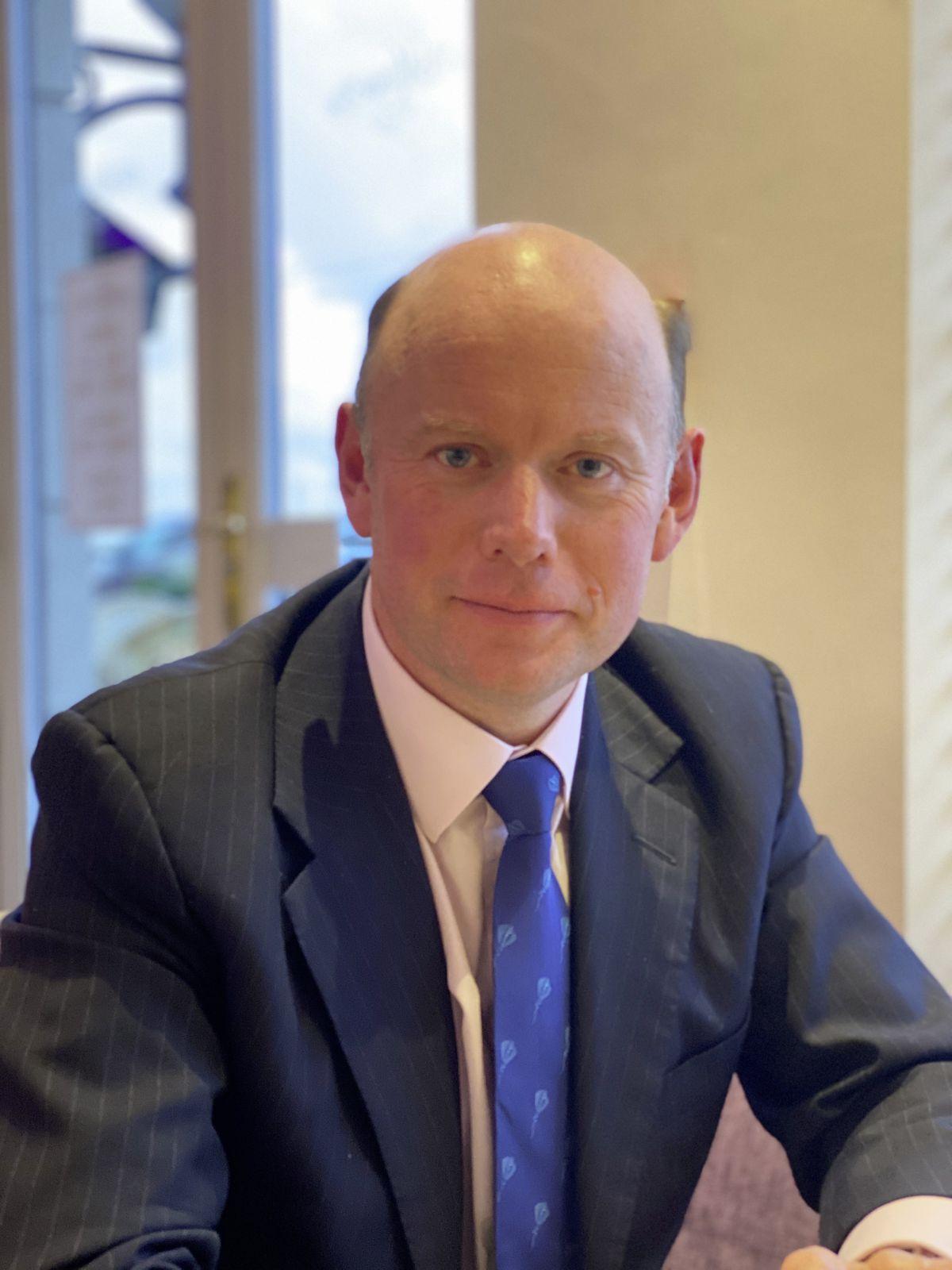 GFSC director-general William Mason. (29749493)