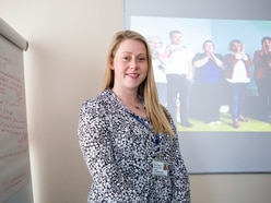 WATCH: Language therapist gets special award for music video promoting signing