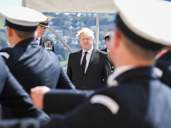 PM praises Duke of Edinburgh's 'distinguished Navy career' at passing out parade