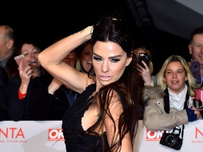 I did train, says Katie Price after failing to finish London Marathon