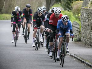 The first GVC road race of the season on Sunday on the Reservoir circuit. (Picture by Adrian Miller, 29379064)