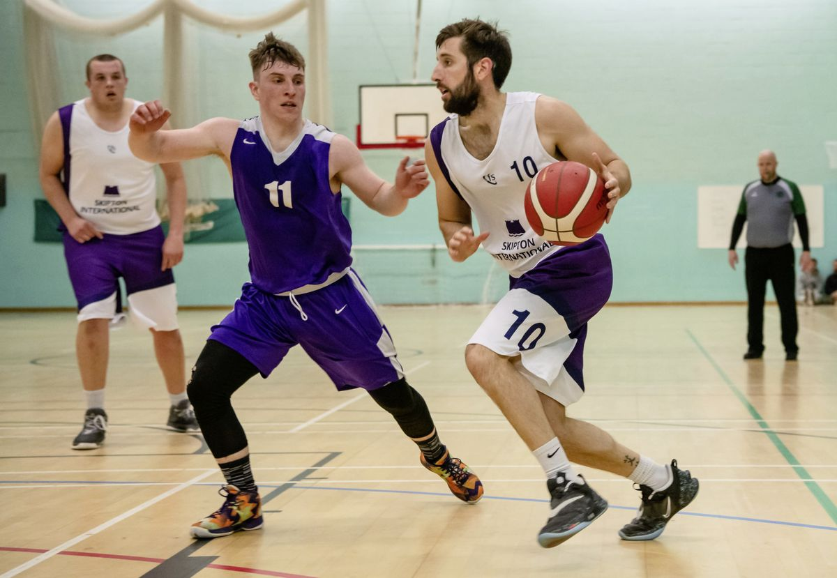 Men's Division One MVP Aaron Walden. (Picture by Andrew Le Poidevin, 29555077)