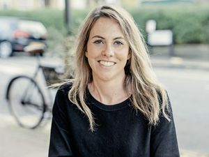 Tessa Clarke, the founder of food sharing app Olio, is the keynote speaker at the career summit. (28986729)