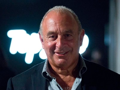 Sir Philip Green is under investigation amid US groping allegation, police say