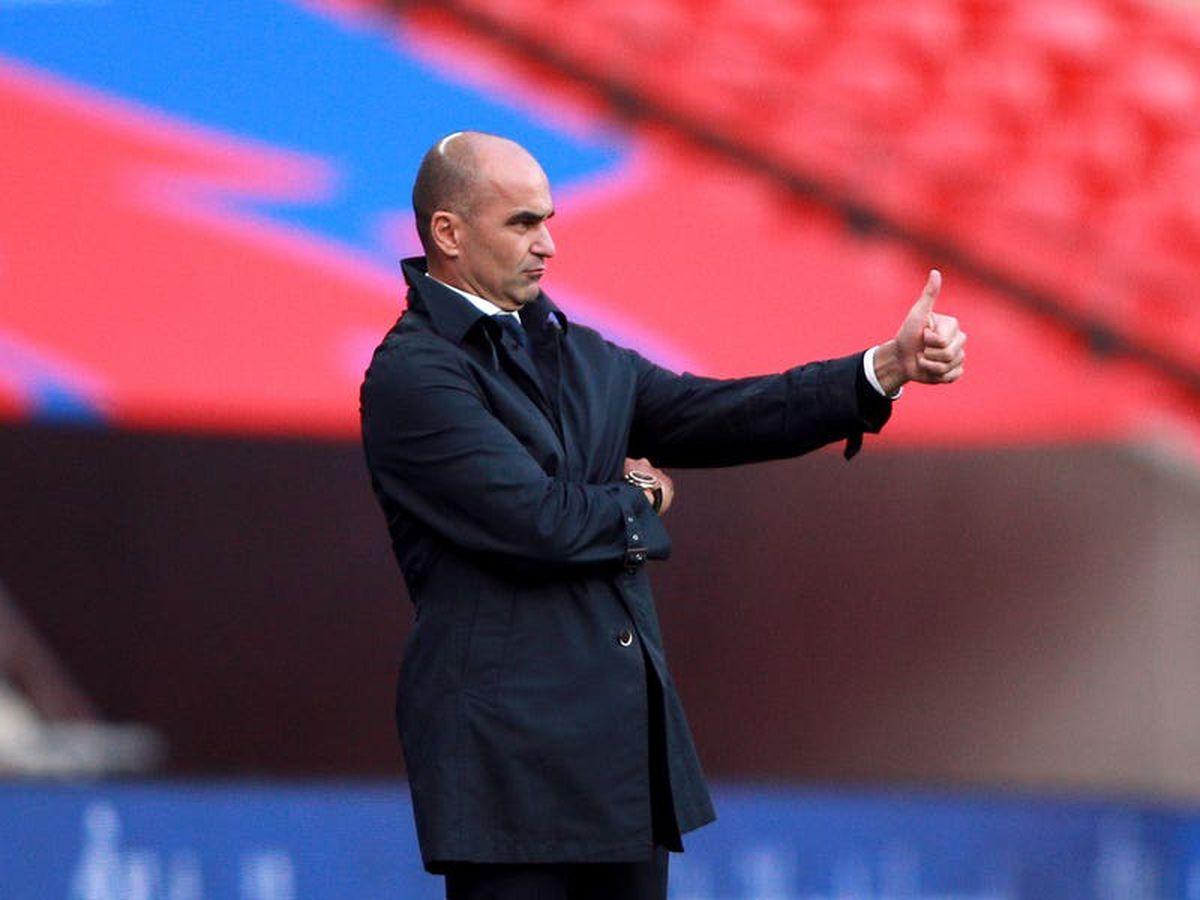 Roberto Martinez backs Belgium to handle pressure of expectancy