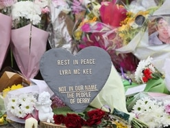 Londonderry 'revolted' by journalist killing