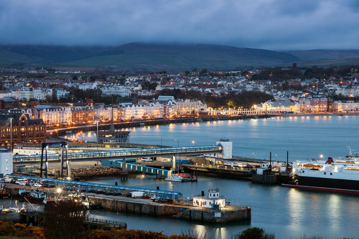 Isle of Man. (28632006)