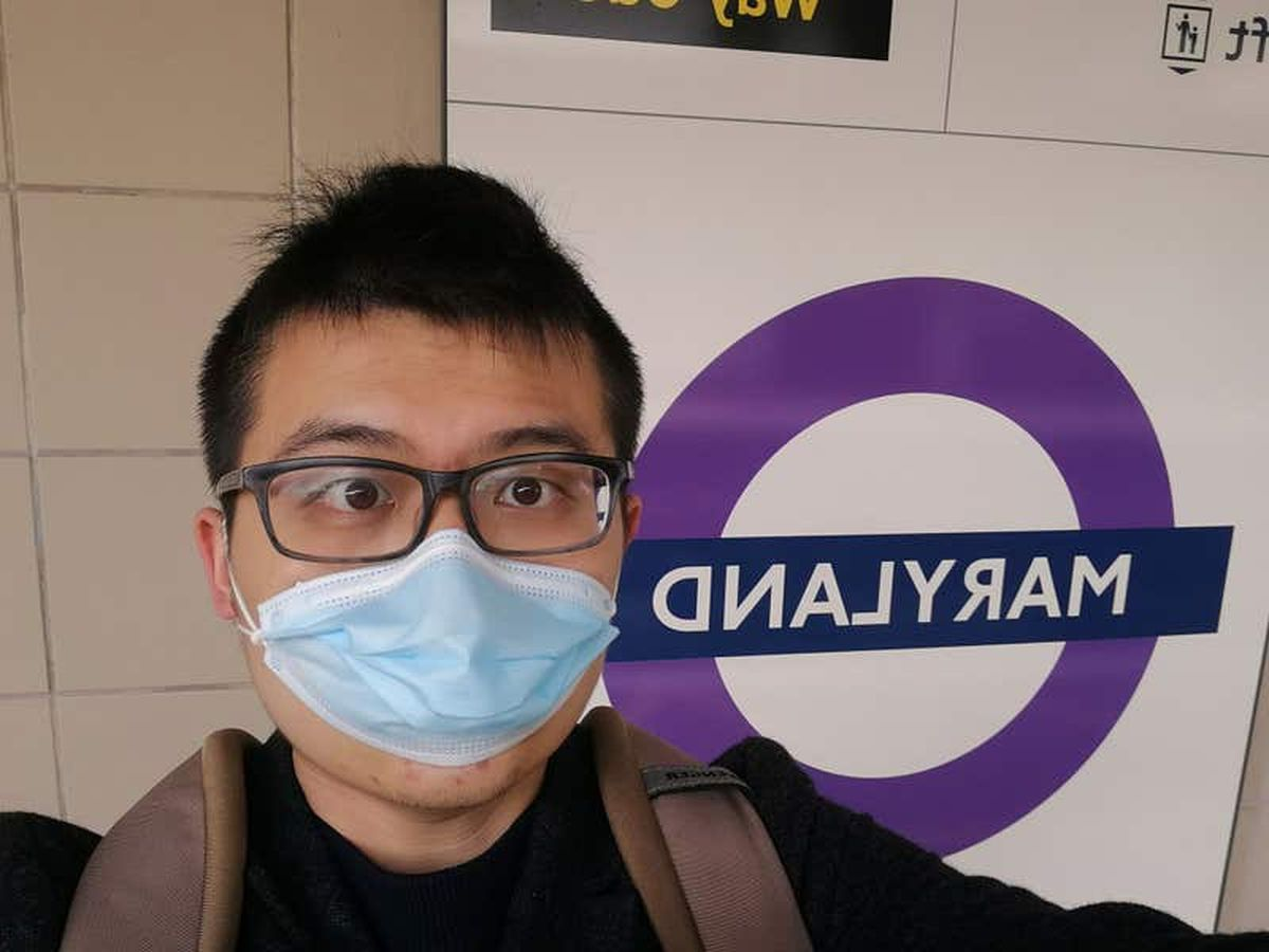 Lack of compliance worsening UK's Covid-19 outbreak, says ex-Wuhan resident