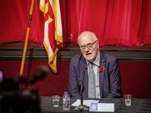 Civil Contingencies Authority chairman Deputy Peter Ferbrache. (Picture by Sophie Rabey, 28833417)