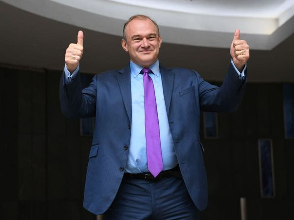 UK and Scottish governments used Covid-19 to divide country, Sir Ed Davey says