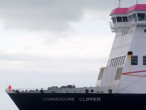 A delay to its dry docking should not prevent the Commodore Clipper from being back in service soon. (Picture by Jon Guegan, 25987334)