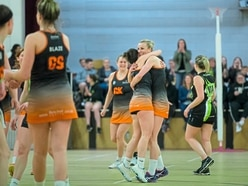 Decider ends in Blaze of glory