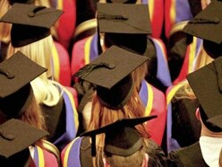 Only a third of last year's graduates employed locally