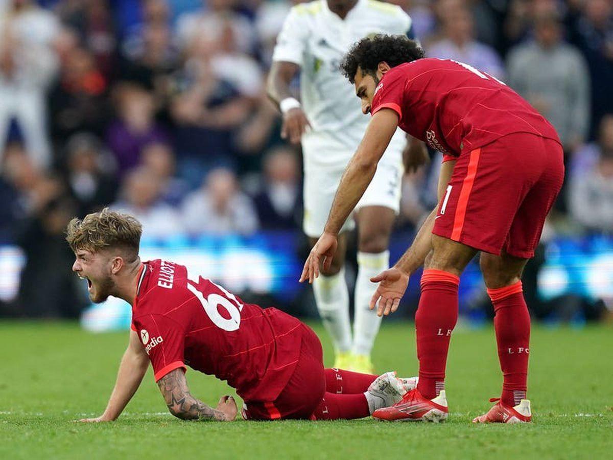 Leeds appeal against Pascal Struijk red card for challenge on Harvey Elliott