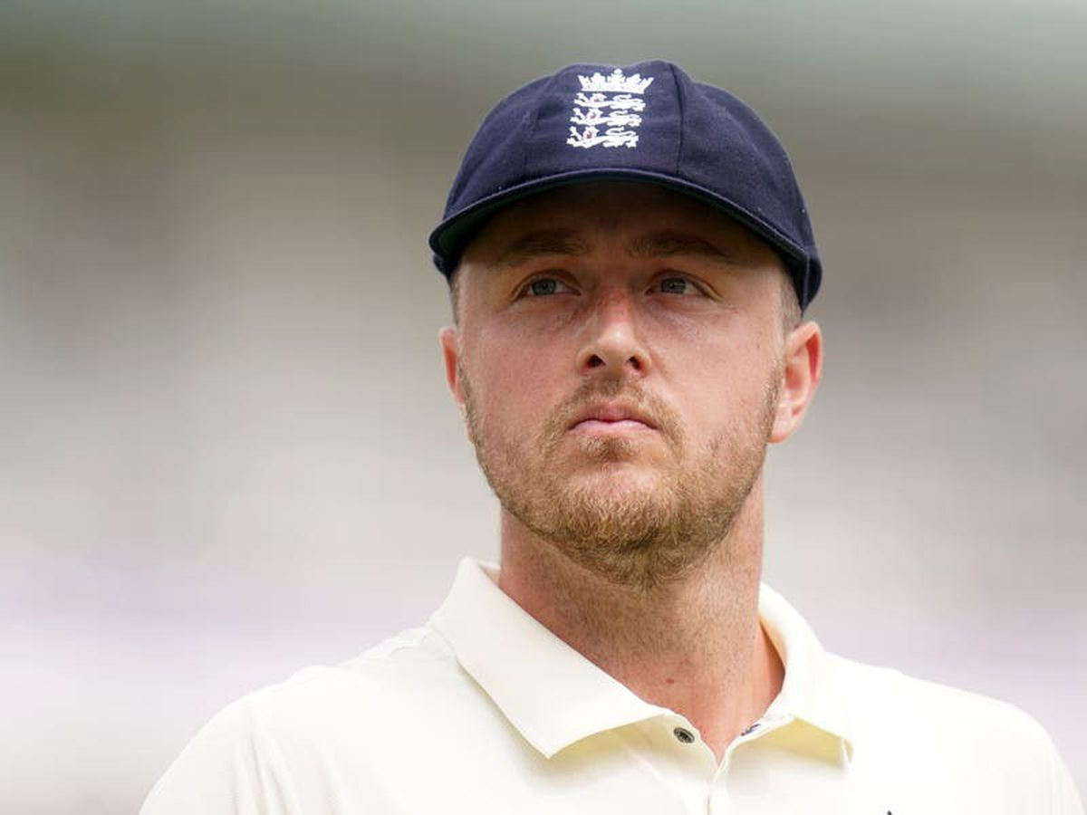 Ollie Robinson takes a 'short break' from cricket