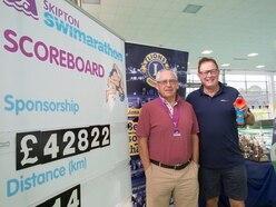 Skipton Swimarathon comes to an end, raising over £50,000
