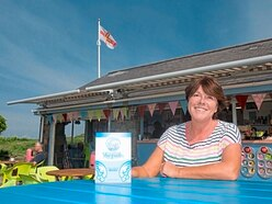 'Running a beach kiosk is non-stop hard work'
