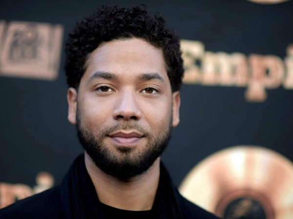 Two men arrested over racist attack on Empire star are also black – US police