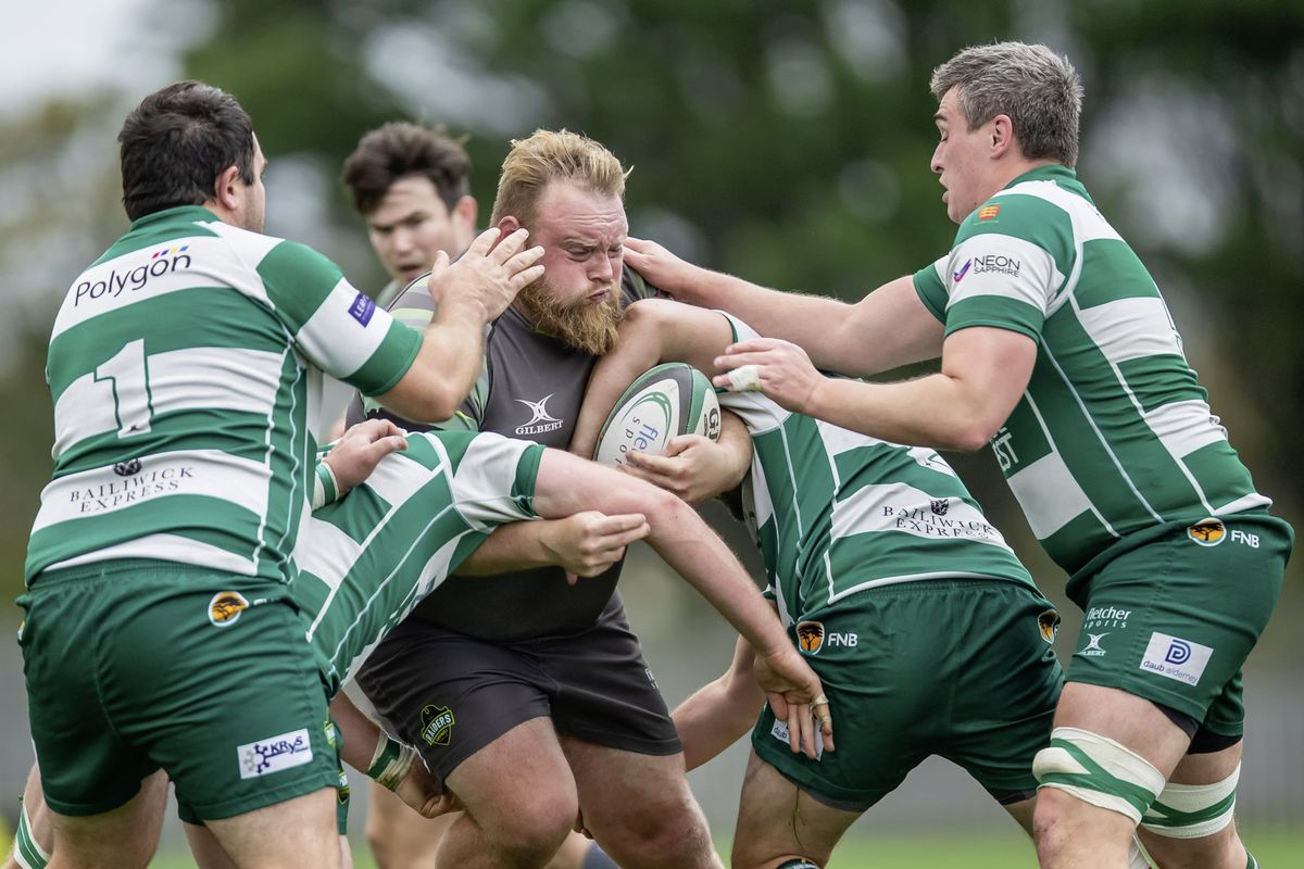 Raiders have been restricted to an in-house 'Test' series this season with no league rugby being played due to the pandemic. (Picture by Martin Gray, www.guernseysportphotography.com, 28836193)