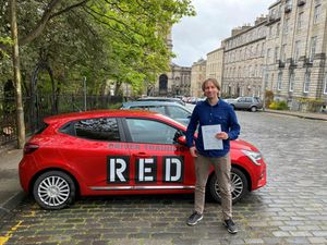 New driver plans Highland road trip after passing test on first day they resumed