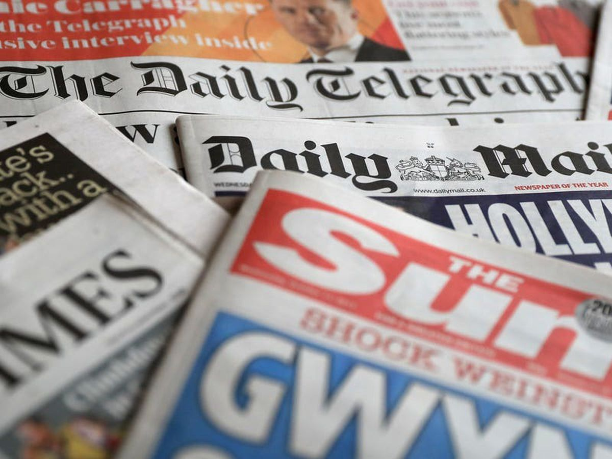 What the papers say – May 5