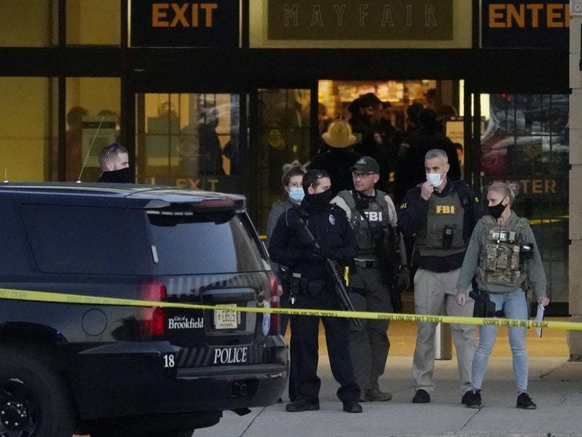 Police arrest 15-year-old boy over Wisconsin mall shooting