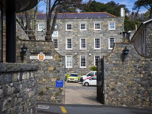 Police Station, Hospital Lane, St Peter Port.  (Picture by Sophie Rabey, 29109554)