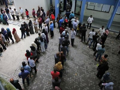 Maldives election begins amid opposition cries of unfairness