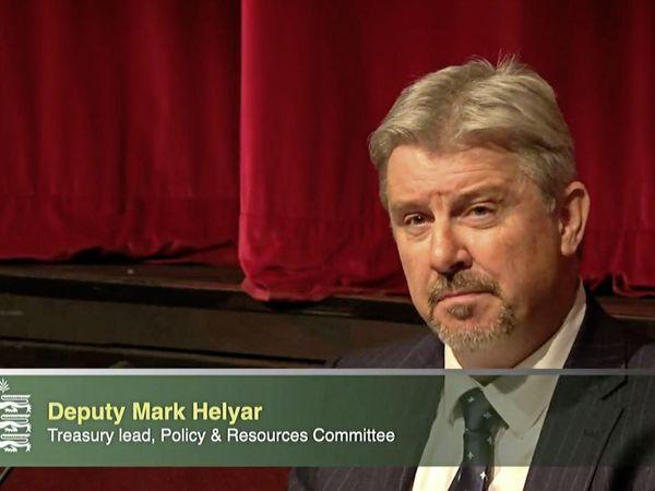 Deputy Mark Helyar. (29277083)