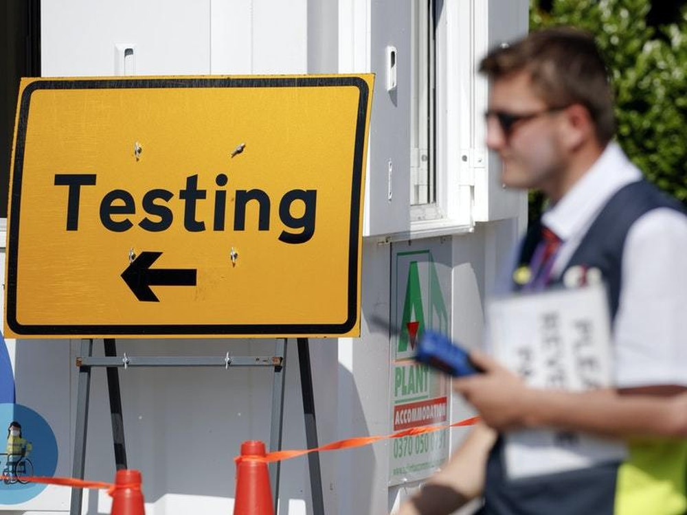 Shortage of virus tests in United Kingdom  hurts effort to fight 2nd wave