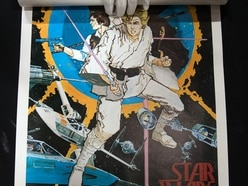 Haul of rare Star Wars and Indiana Jones film posters to go under the hammer