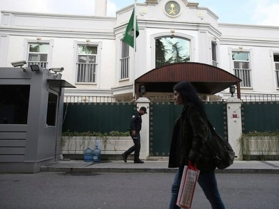 Saudi Arabia's consul leaves Turkey ahead of new police search