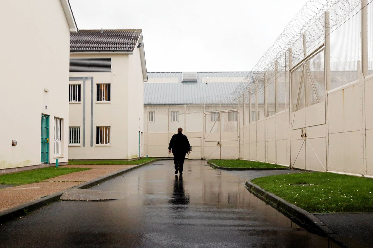 Les Nicolles Prison. (30005720)