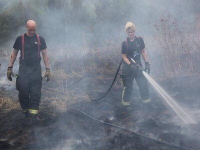 Fire crews urge caution as heatwave sparks rise in outdoor blazes