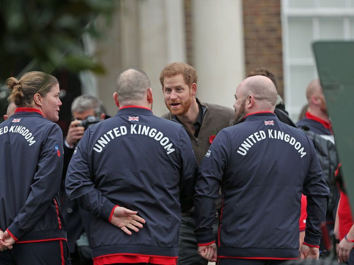 Invictus Games to be held in Germany for the first time