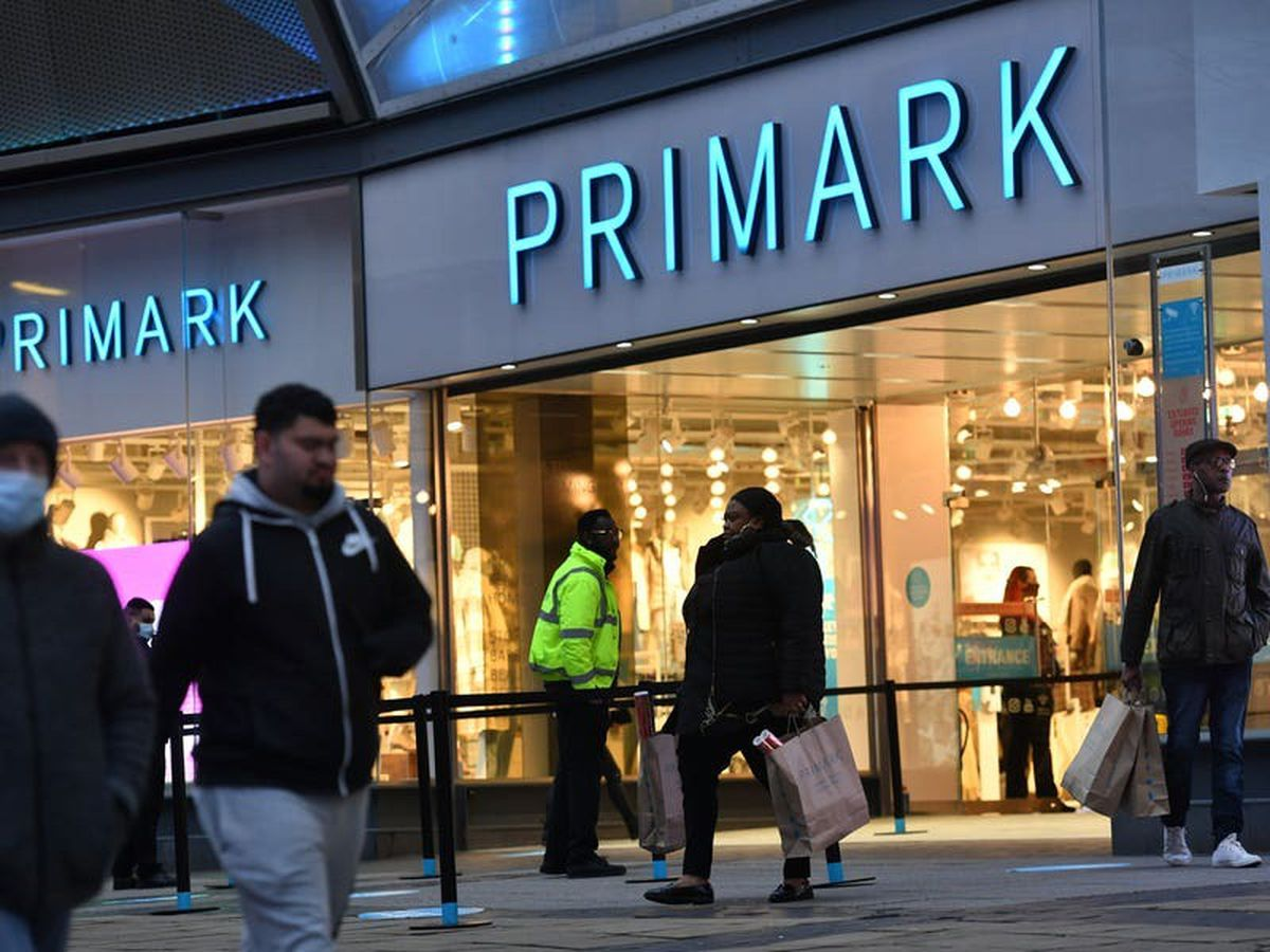 Primark owner warns of potential £1.1bn in lost sales from lockdowns