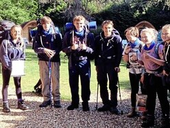 New Forest expedition tests DofE students