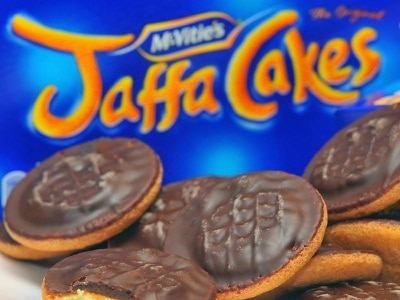 The number of Jaffa Cakes in a box is being reduced, much to the annoyance of the public