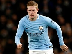 Major injury blow for Manchester City midfielder Kevin De Bruyne
