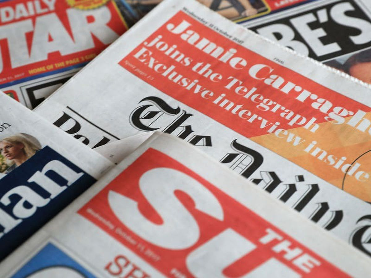 What the papers say – February 12