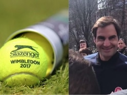 Are tennis balls yellow or green? Roger Federer weighs in on the debate