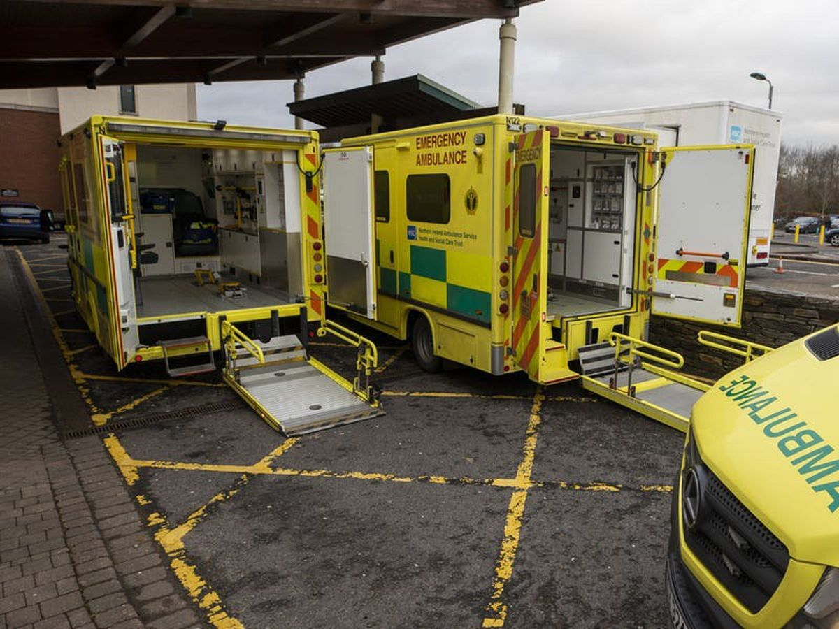 Military to help medical staff in Northern Ireland pandemic battle