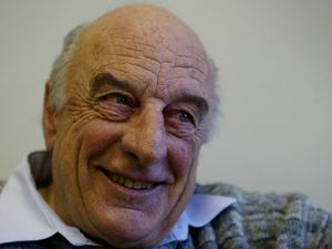 A giant of Guernsey sport on and off the sporting fields. Bill Robilliard.  (23646126)
