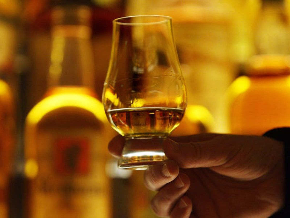 Whisky collection sells for almost £6.7m